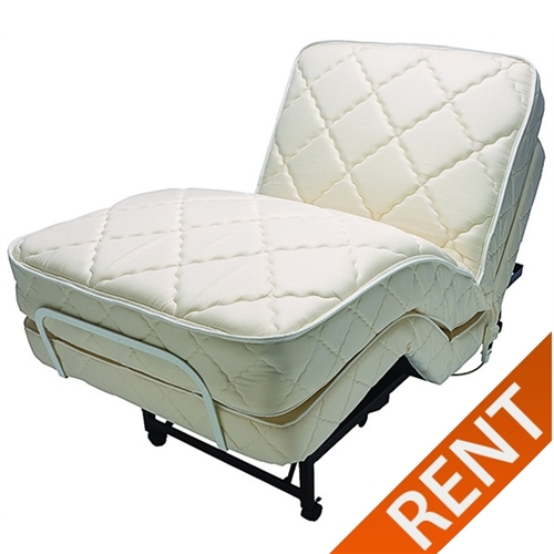 Where To Rent Adjustable Beds : Semi electric hospital beds rental fully