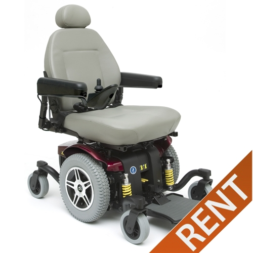 Heavy Duty Power Chair Rental