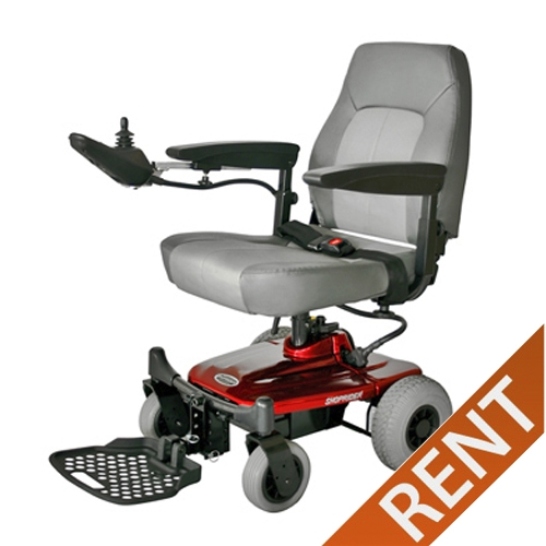 Travel Power Chair Rental